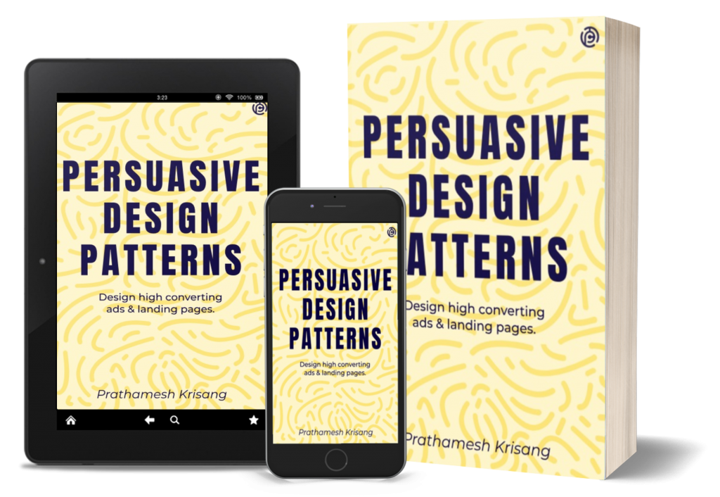 Persuasive Design Patterns For Ads & Landing Pages